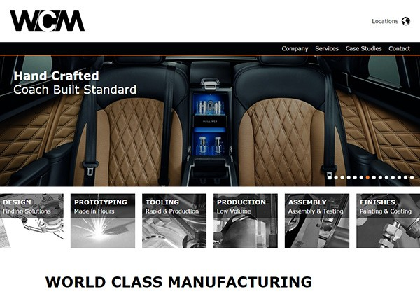 WCM website thumbnail